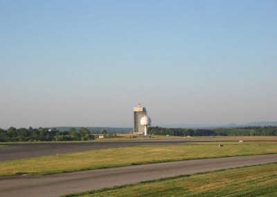 New Radar Building & Terminal - Radar1