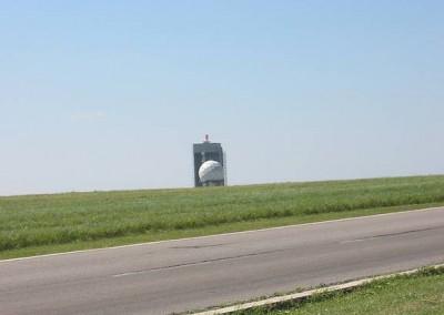 New Radar Building & Terminal - Radar8